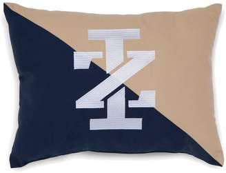 Izod Logo Oblong Throw Pillow