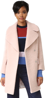 Whistles Penny Double Coat $660 thestylecure.com