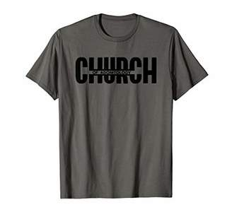 Church's The Of Adonitology Worship Women With Big Butts Shirt