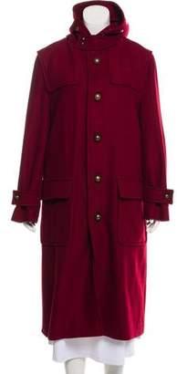 Marc Jacobs Cashmere Long Coat