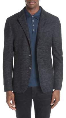 John Varvatos Collection Knit Blazer