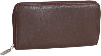 Dopp Roma Zip-Around Organizer Clutch