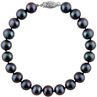 Splendid Pearls 14K 9-9.5Mm Freshwater Pearl Strand Bracelet