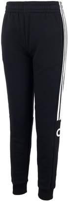 adidas Boys 4-7 Core Linear Jogger Pant