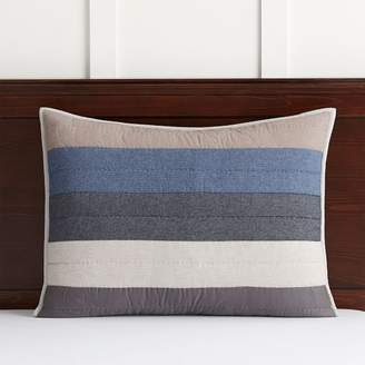 Pottery Barn Teen Good Sport Sham, Standard, Multi