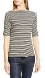 f8d6b1b5a7 Nordstrom Signature Stripe Boatneck Top