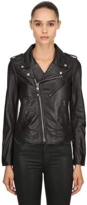 Schott Perfect Leather Biker Jacket