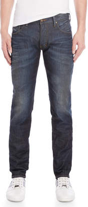 Armani Jeans Selvedge Dark J28 Slim Fit Jeans