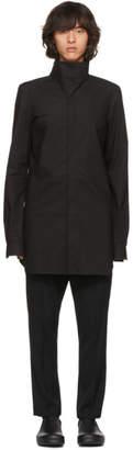 Rick Owens Black Island Shirt