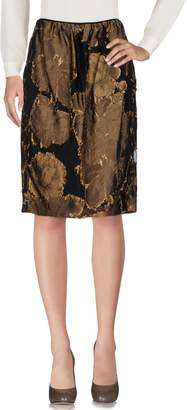Dries Van Noten Knee length skirts