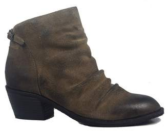 Antelope Slouch Leather Bootie