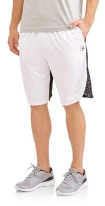 AND 1 AND1 Men's Polyester Three Pointer Basketball Gym and Workout Shorts