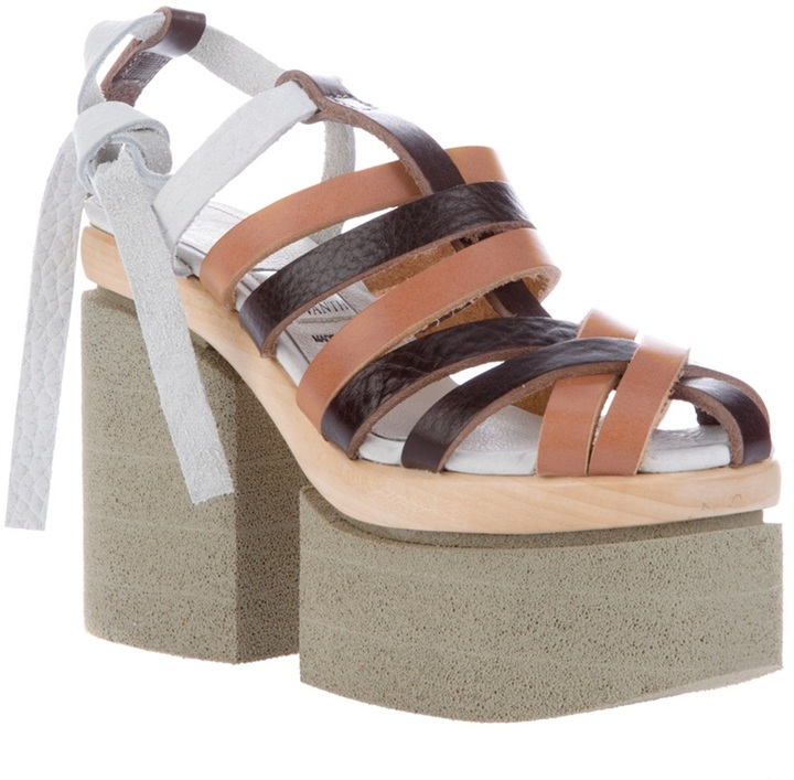 Simona Vanth 'medea' sandal