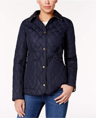 Barbour Spring Annandale Quilted Jacket $199 thestylecure.com