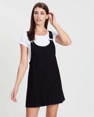 Jack Wills Westlea Dungaree Dress