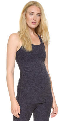 Beyond Yoga Space Dye Performance Maternity Long Cami