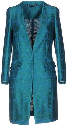 New York Industrie Overcoats - Item 41681478IT