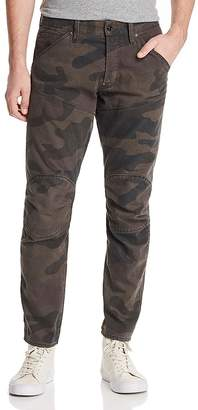 G Star Moto Slim Fit Jeans in Camouflage - 100% Exclusive