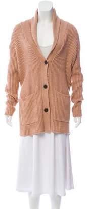 ATM Anthony Thomas Melillo Long Sleeve Knit Cardigan