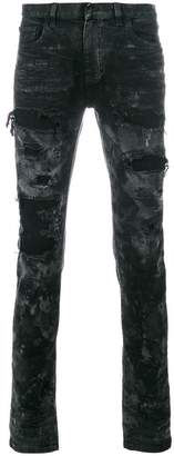 Faith Connexion distressed look skinny jeans