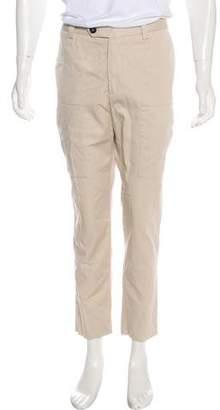 Brunello Cucinelli Twill Cargo Pants