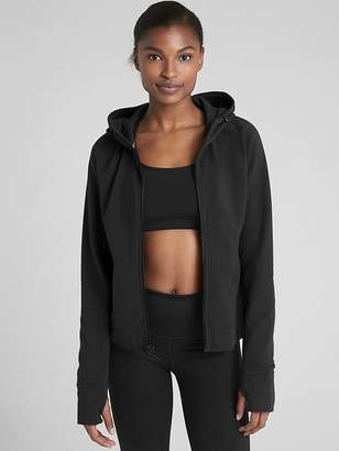 Gap GapFit All-Elements Full-Zip Hoodie