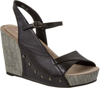 Antelope 714 Leather Wedge Sandal