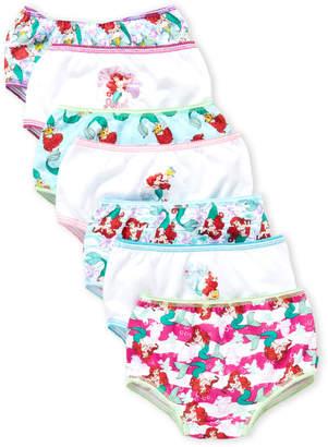 Disney Princess (Toddler Girls) 7-Pack Ariel Panties