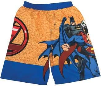 Justice League Toddler Boy Swim Trunk