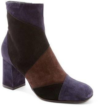 Andre Assous André Assous 'Lyanna' Patchwork Block Heel Boot $264.95 thestylecure.com