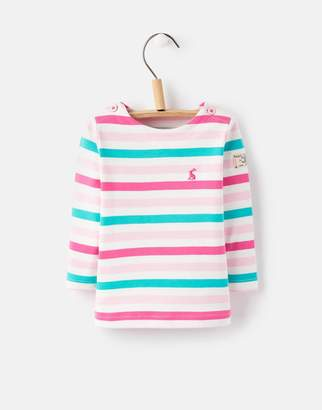 Joules Clothing Neopolitan Stripe Harbour Jersey Top