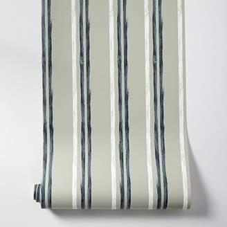 west elm Repeating Stripes Wallpaper