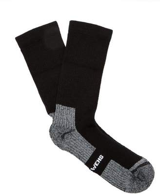 Rick Owens - Wool Blend Hiking Socks - Mens - Black