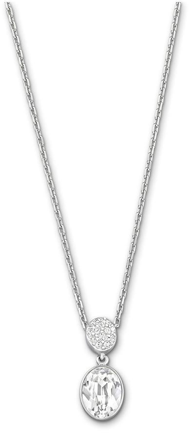 Swarovski Vanita Oval Pendant