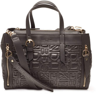 Liebeskind Berlin Leather Quilt Satchel L