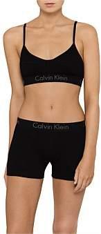 Calvin Klein Body Unlined Bralette Thin Straps