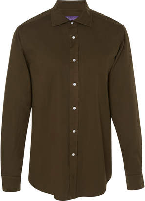Ralph Lauren Aston Classic Twill Button-Up Shirt