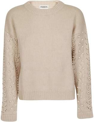 Essentiel Embellished Sweater