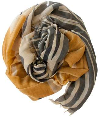 Cats & Ghosts Wings Cashmere Scarf