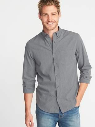 Old Navy Slim-Fit Poplin Shirt For Men