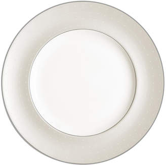 Monique Lhuillier Waterford Dinnerware, Etoile Platinum Dinner Plate