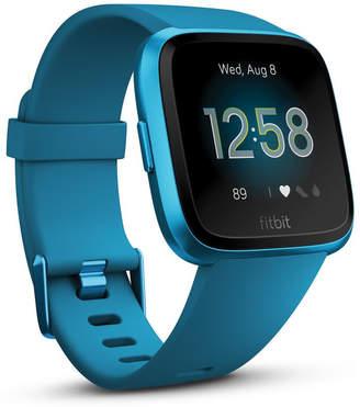 Fitbit Versa Lite Smartwatch - Marina Blue