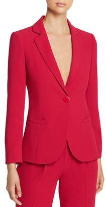 Emporio Armani Single-Button Blazer