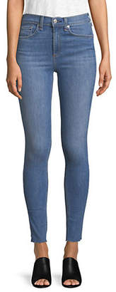 Rag & Bone Classic High-Rise Skinny Jeans