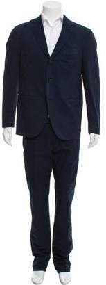Boglioli Two-Button Deconstructed Suit w/ Tags