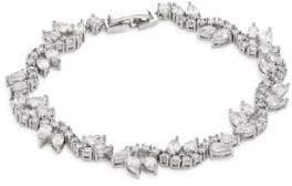 Fallon Micro-Vine Pave Bracelet
