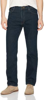 Wrangler Authentics Men's Regular Fit Jean with Flex Denim