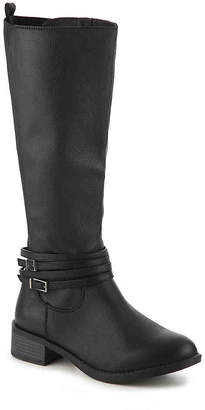 White Mountain Lilymae Wide Calf Riding Boot - Women's
