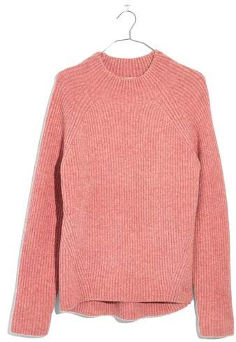 Women's Madewell Northfield Mock Neck Sweater