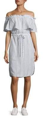 BCBGMAXAZRIA Woven Casual Dress